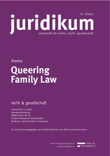 juridikum 2/2011: Queering Family Law